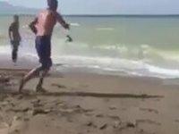 Denize Atlamak