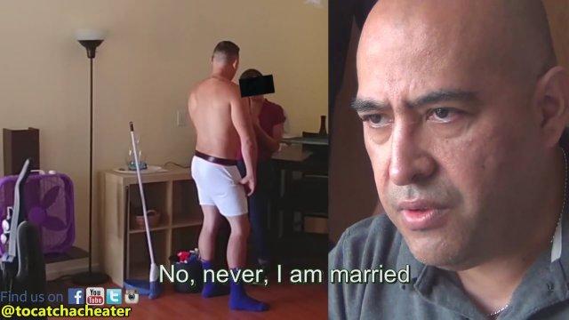 Karısının Aldatma Görüntülerini İzleyen Adamın Dramı