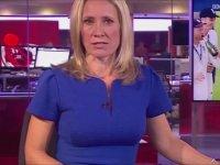 BBC Çalışanının Cinsel İçerikli Film İzlerken Afişe Olması