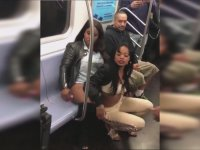 Metroda Twerk Savaşları