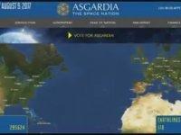 Asgardia Uzay Ülkesine Türklerin Yoğun Talebi
