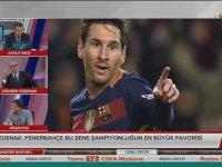 Gökmen Özdenak'ın Messi'ye Toslayan Valbuena Yorumu