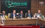 Kulüpler Birliği'nin Yeni Başkanı Dursun Özbek