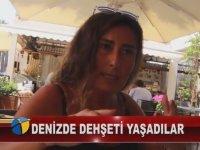 400 Kiloluk Caretta'nın Saldırdığı Kadın
