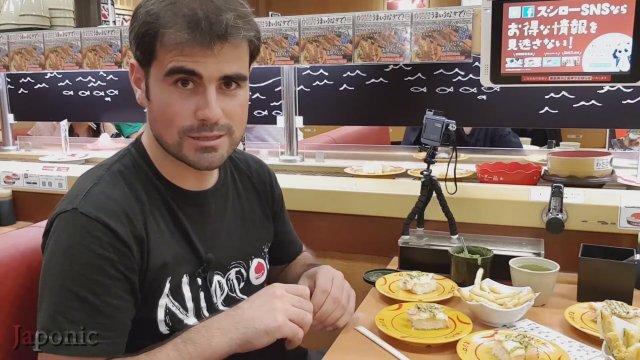 Sushi Japonyada Yenir Jponic Video Alkışlarla Yaşıyorum
