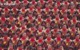 Endonezyalıların Saman Dansı Rekoru