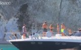 Tekneden Tekneye Adrese Teslim Top Gönderen Totti