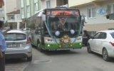 Düğün Arabası Olarak Otobüs Kullanmak  Bursa