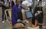 Rahiplik Yapan Robotlar