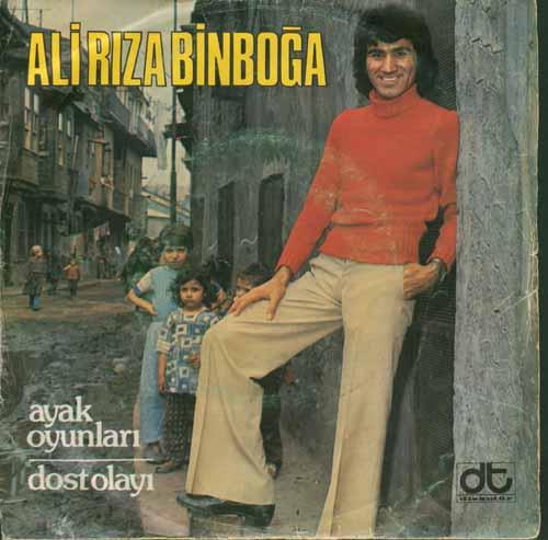 Ali Rıza Binboğa