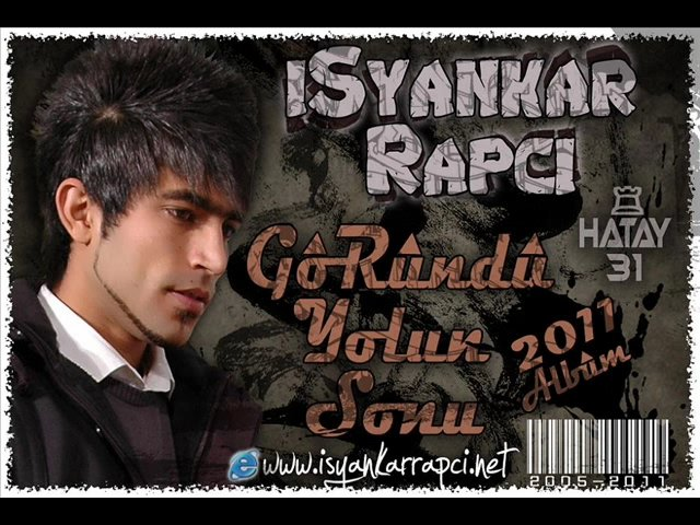 Isyankar Rapci Şarkıları