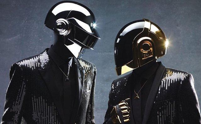 Daft Punk Şarkıları