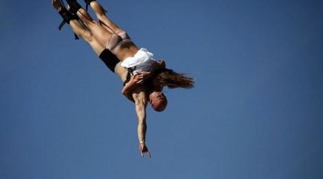 Bungee Jumping Videoları