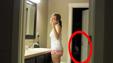 İlginç Paranormal Videolar