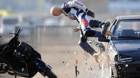 Motosiklet Kazası Videoları