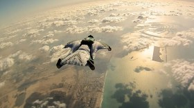 Wingsuit Videoları