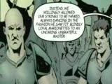 Legion Kısa Klip- Graphic Novel