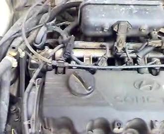 Hyundai Accent 1 3 Motor Sorunu İzlesene Com