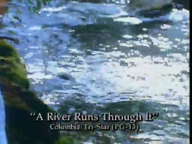 an analysis of the characters in daddy and river runs through it by norman maclean