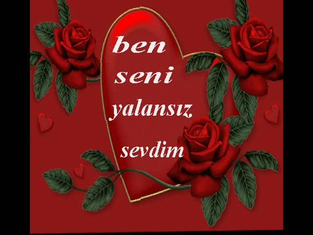 Ben Seni Yalansız Sevdim şiir Izlesenecom