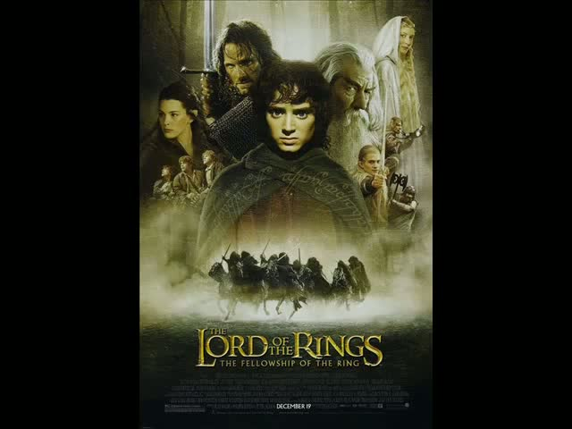 Lothlorien Lord Of The Rings Soundtrack