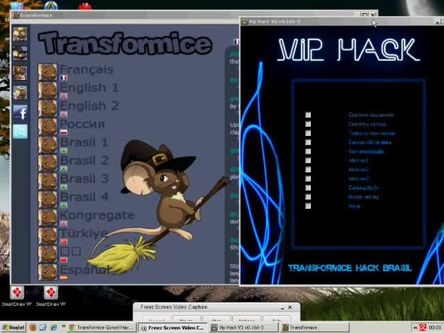 transformice hack v0 166