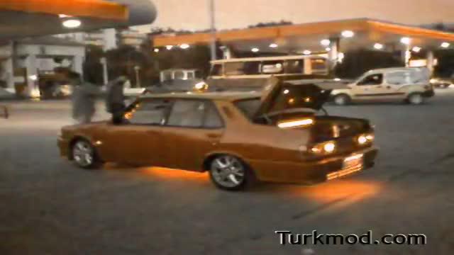 Rengarenk Dogan Sahin Kartal Modifiye Arabalar Kopkop Izlesene Com