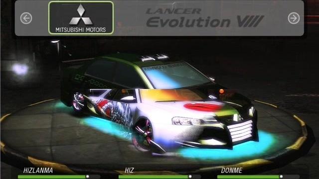 video need for speed underground 2: