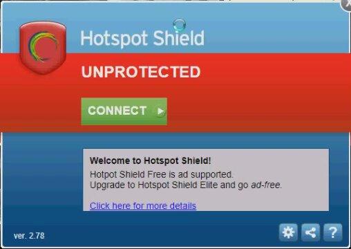 Install hotspot shield free download