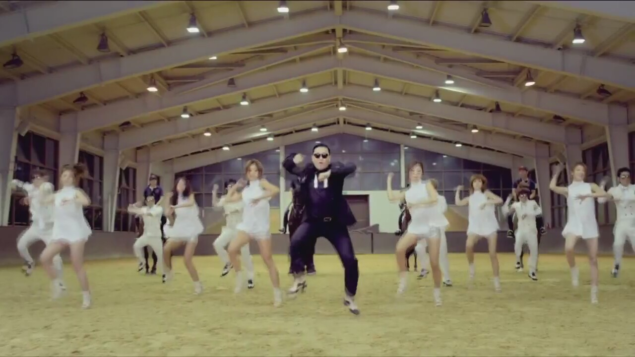 OPPA GANGSTER STYLE - YouTube