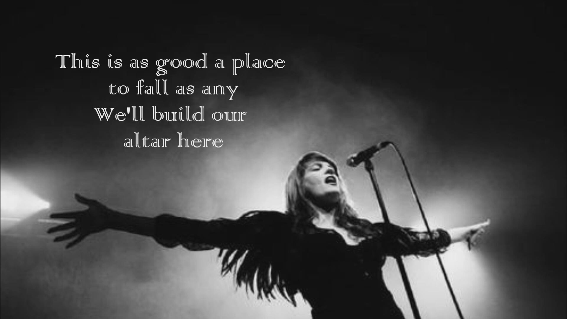 florence and the machine bedroom hymns