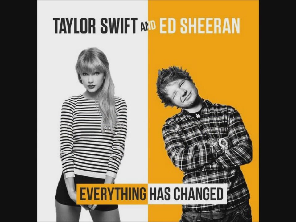 everything has changed Easy guitar chords to play everything has changed by taylor swift and ed sheeran.