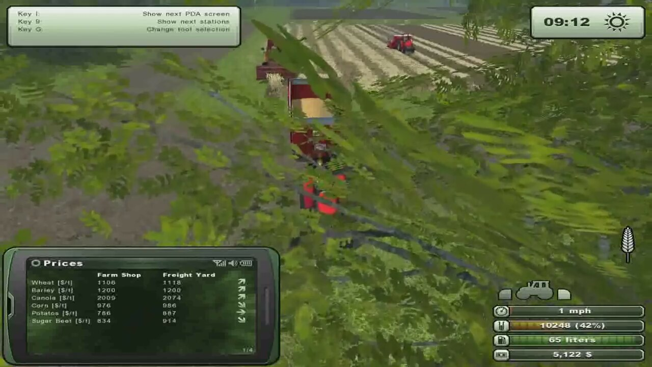 Farming simulator 2013 3 depolar doluyor