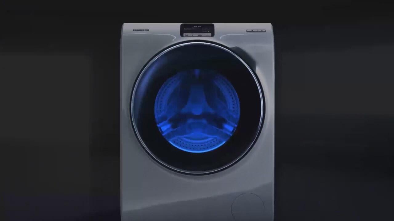 yeni samsung crystal blue ama r makinesi. Black Bedroom Furniture Sets. Home Design Ideas