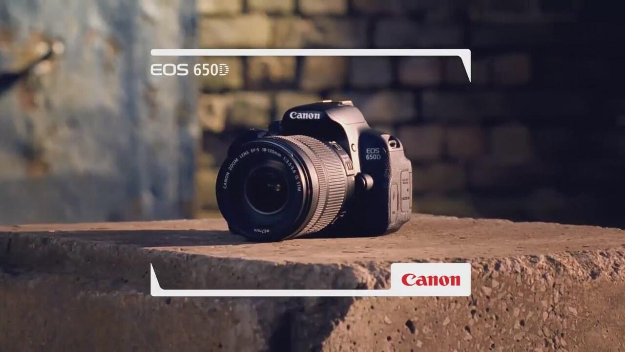 Canon Eos 650d Dslr Izlesenecom