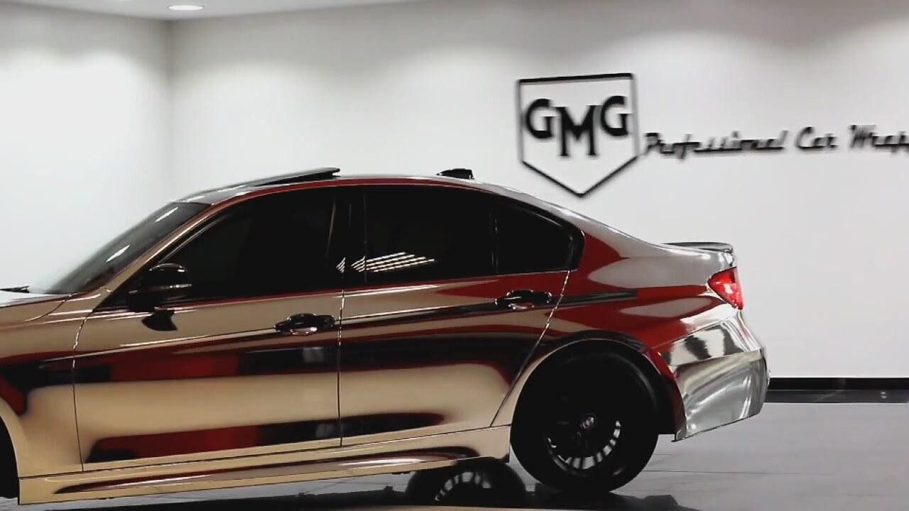 Krom Bmw 3 F30 Gmg Garage Izlesene Com