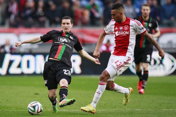 Ajax 2-2 Nec Nijmegen | Maç Özeti (03.05.2014) | İzlesene.com