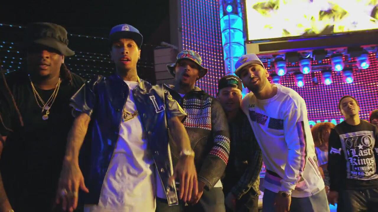 Loyal Chris Brown Tyga