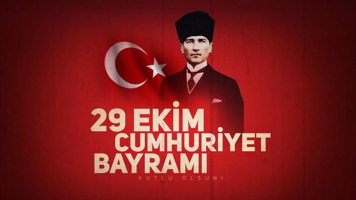 29 ekim cumhuriyet bayramı