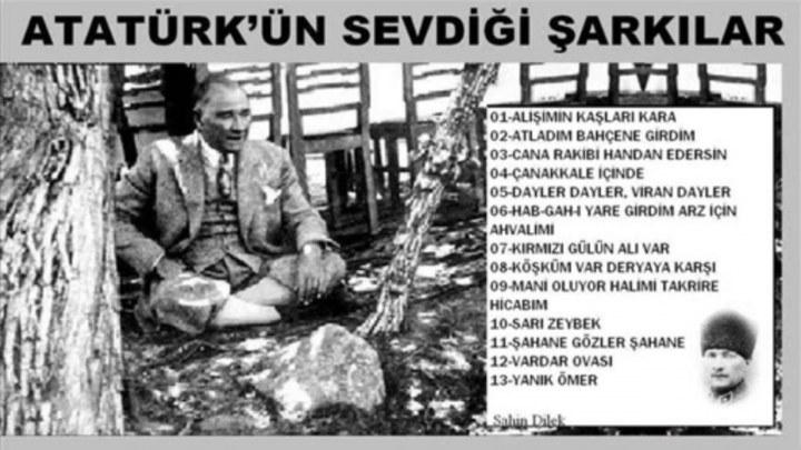 atatürkün sevdiği şarkılar Videoları