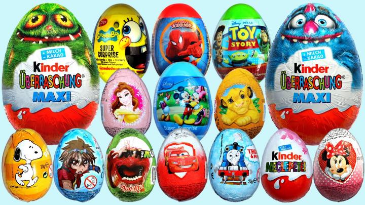 Oyuncak Yumurtalar