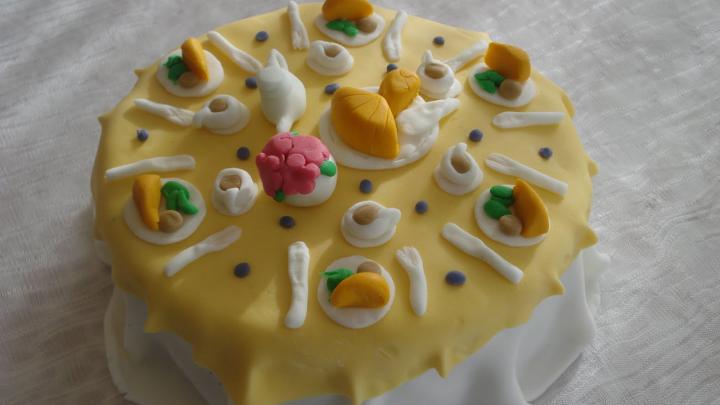 Pasta Süsleme