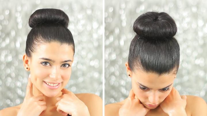 Saç Topuzu Videoları