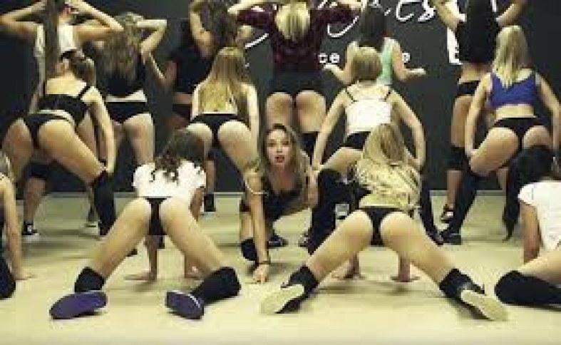 Twerk Dansı