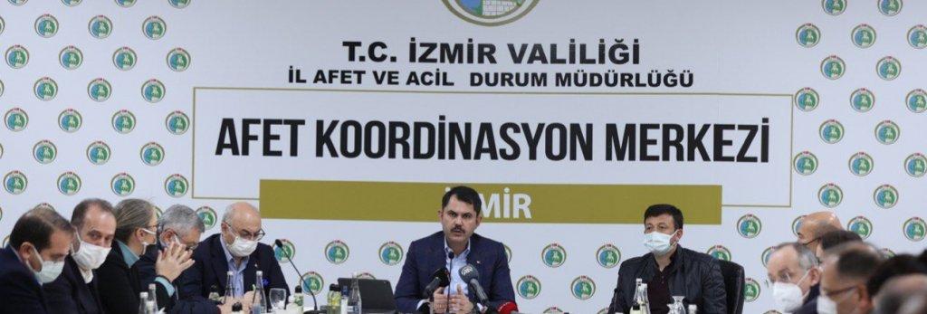 İzmir'de Deprem Evleri Ağustos'ta Teslim Edilecek