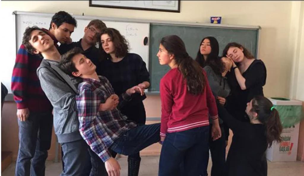 Rönesans Tablolarına Farklı Yorumlar Katan Lise Öğrencileri