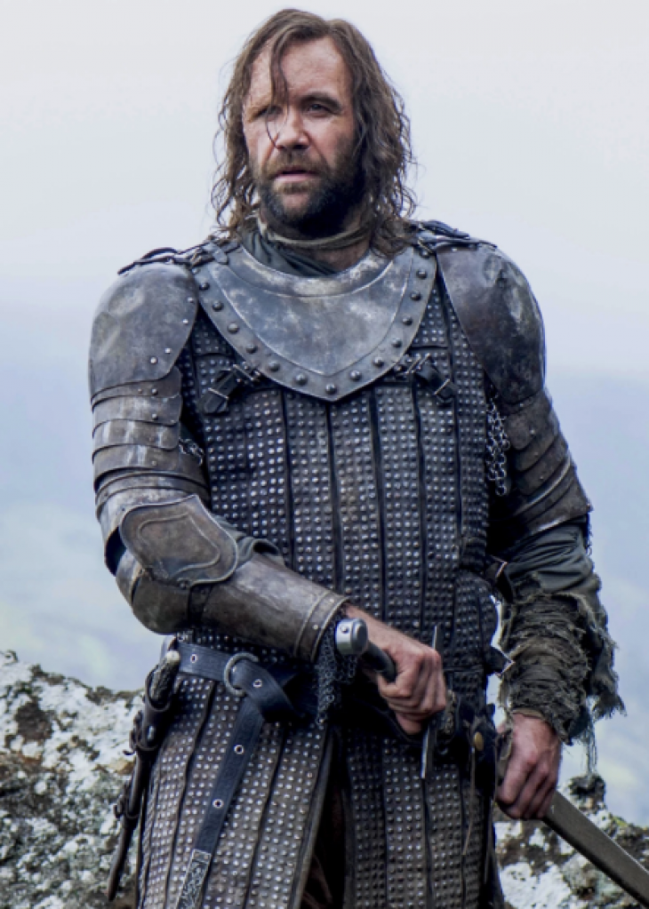 sandor clegane, game of thrones