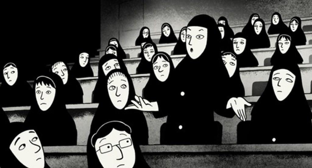 Değişen Bir Rejimin Çarpıcı Öyküsünü Konu Alan Persepolis'ten Replikler