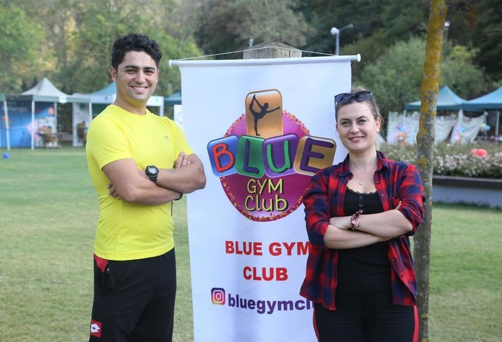 Çocuklar Doğada Daha Mutlu: Blue Gym Club