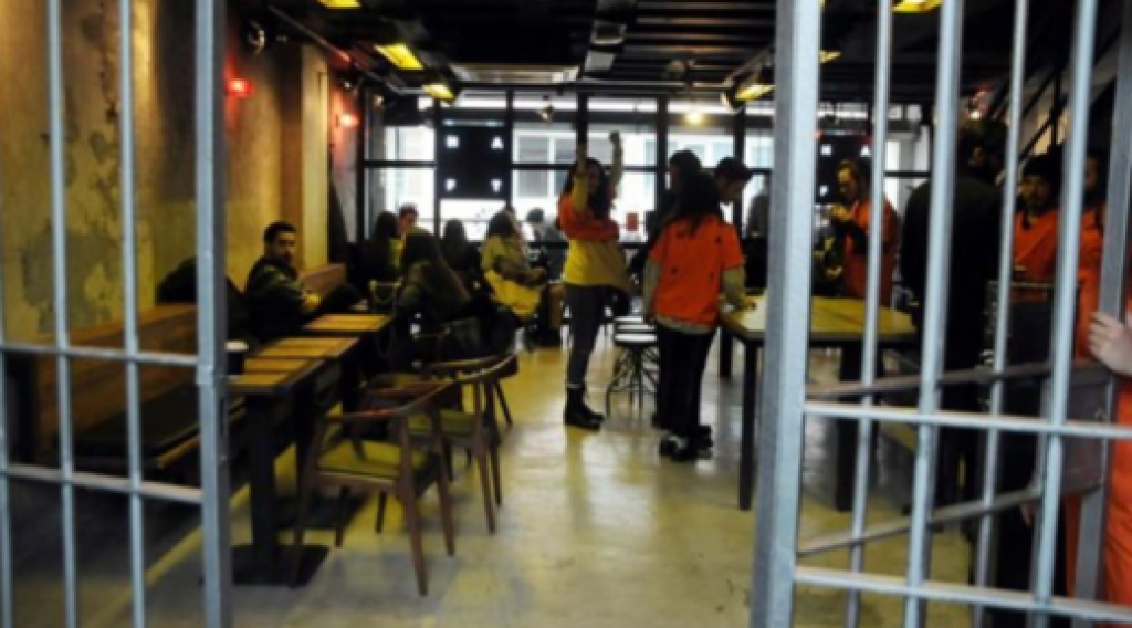 yalova, hapishane kafe